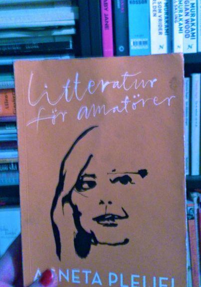 litteraturföramatörer
