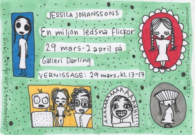 Jessicas EN MILJON ledsna...